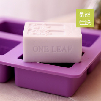 Hand silicone New style tree silicone cake soap Mold
