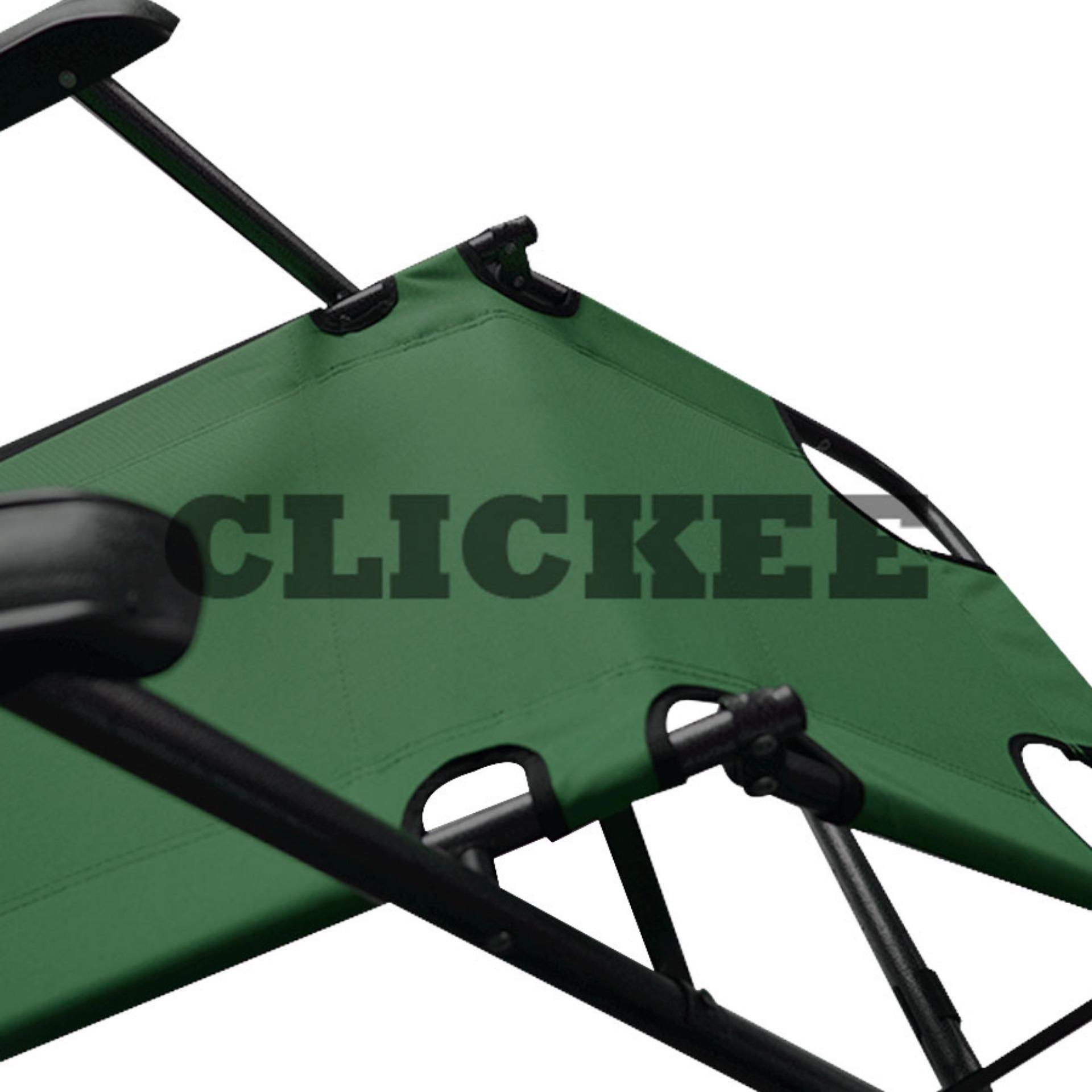 ... Hansen Best Quality Portable Strong Folding Camping Picnic OutdoorBeach Garden Chair Lounge Chair (Green) ...