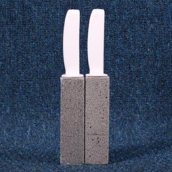 Hanyu Natural Pumice Stone Toilets Dead Gap Brush Sinks Bathtubs Cleaner - intl - 4