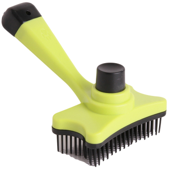 Hanyu Remove Hair Comb for Pet Cat Dog Green