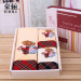 Haoli cartoon gift box loaded gift box couple's towel Price Philippines