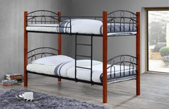 Hapihomes Asteroid Ria Double Deck Bed Frame Price Philippines