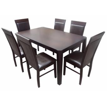 Hapihomes Divshah 6-Seater Dining Set Price Philippines