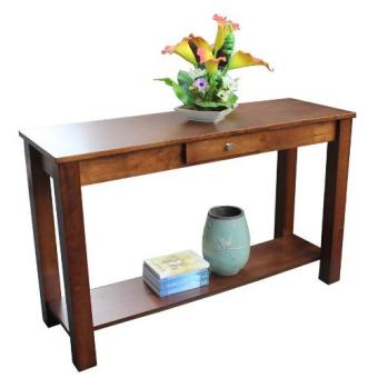 Hapihomes Serenity Console Table Wenge