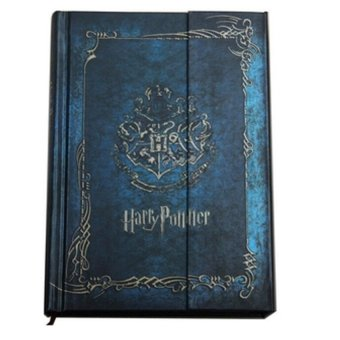 Harry Potter Diary Vintage Notebook