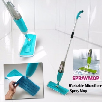 Healthy Spray Mop (Blue Green) Price Philippines