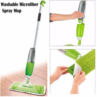 Healthy Spray Mop (YellowGreen) Price Philippines