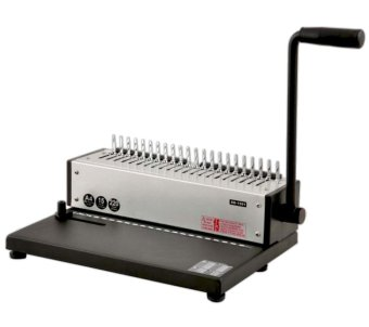 Heavy Duty Comb Ring Binding Machine