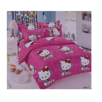 Hello Kitty Hot Pink Bedsheet Price Philippines