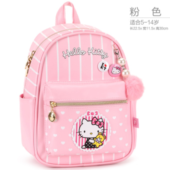 Hello Kitty Korean-style girl's small backpack