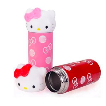 Hello Kitty Mini Bottle Tumbler ( Pink ) Price Philippines