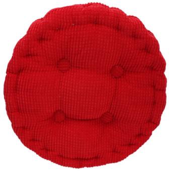 HengSong Round Cushion Bright Red - picture 2