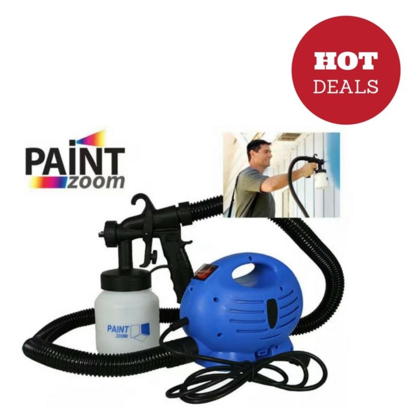 High Quality Paint Zoom Professional Electric Paint Sprayer PaintGun Price Philippines