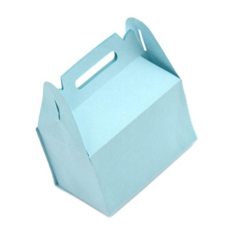High Quality Store New 1pc Morden Wedding Favour Box Shape MetalCutting Dies DIY Card Gift Stencil Die Cuts - 3