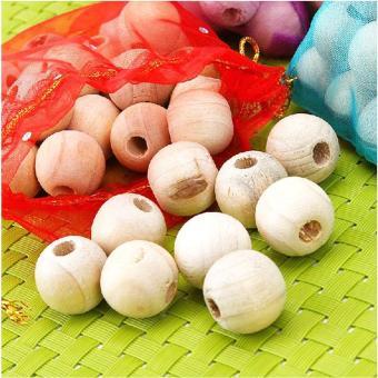 High Quality Store New 20Pcs Cedar Moth Balls Bug RepellentWardrobes 1 Bag - 2