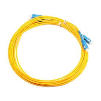 High Quality Store New 3M Fiber Optic Single-Mode Simplex PatchCable Cord SC-SC SC To SC for Network - intl