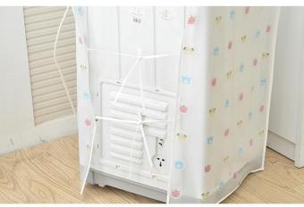 High Quality Store New Trendy Laundry Accessories Washing MachineDurable Cover(B) - 2