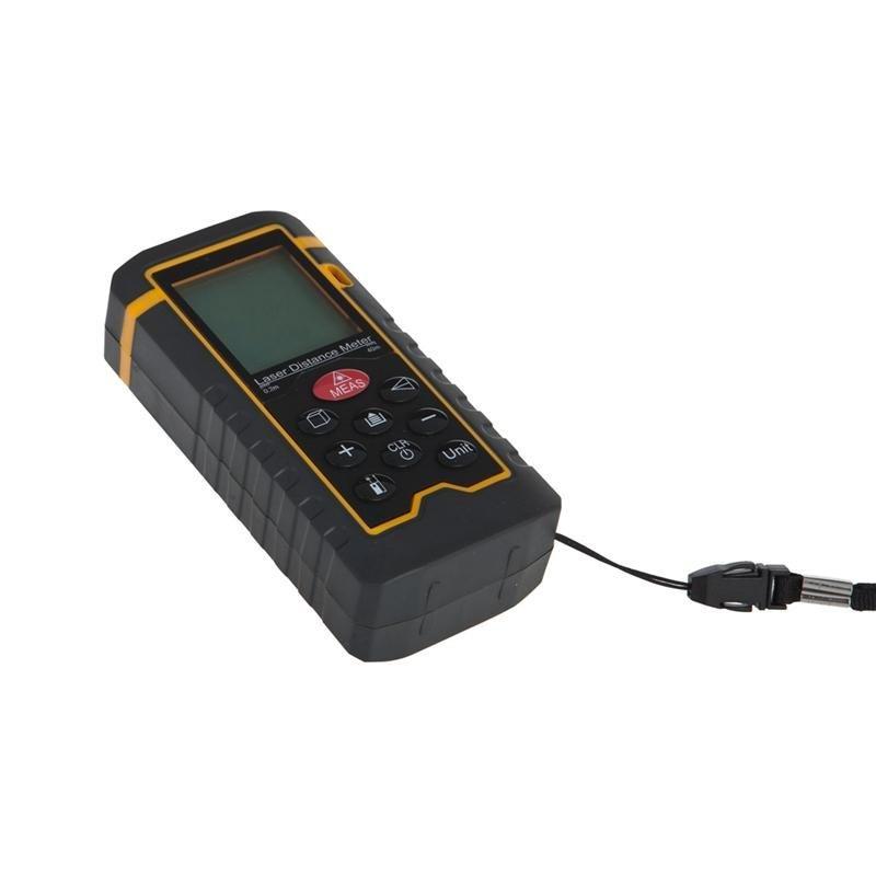 Hign Quality Laser Distance Meter Rangefinder,HT-60 DistanceMeters,Digital Range Finder Measure