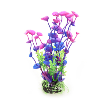 HKS Artificial Water Grass Purple Plant Leaves (Intl) - picture 2