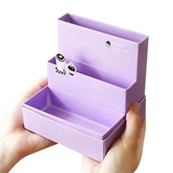 HKS Paper Board Storage Box (Purple) (Intl)