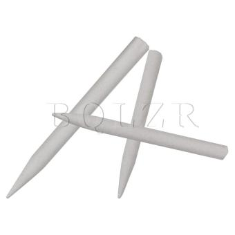 Hollow Paper Pen Set of 3 Grey - picture 2