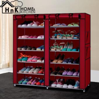 Home and Living 6-Tier Shoe Rack Shoe Tower Shelf Storage Organizer Cabinet Price Philippines