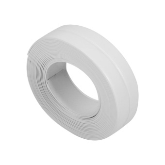 Home DIY Bath And Wall Sealing Sticky Band Strip Kitchen Sink BasinEdge Trim Tool (#1 White 22mm x 3.2m) - intl Price Philippines