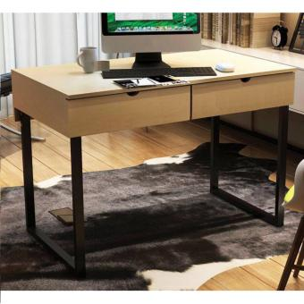 HOMU Victor Wood Office Table 100x56 (Birch)