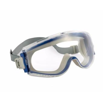 Honeywell 1011072 Maxx-Pro Safety Goggles Eyewear, Fabric Headband, Clear Fog-Ban Lens, Eye Protection