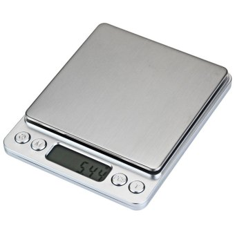 Hostweigh I2000 LCD Digital Kitchen Scale 500g Capacity Weighing Device