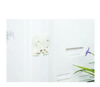 HOT Creative Refrigerator Lock Security Measures Child InfantBabySafety Locks - intl - 5