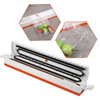 Household Electric Food Vacuum Sealer EU Plug - intl