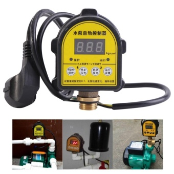 Household Intelligent 220V Automatic Digital Water Pump PressureController - intl