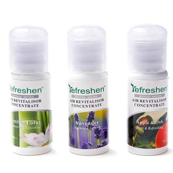 Humidifier Scent Aroma Series Set Of 3 (Arbitrarily)