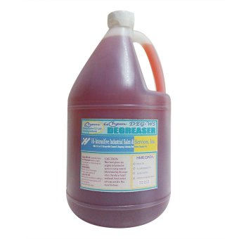 iChem Deg-Ws, Water Soluble Degreaser Reddish (Gallon)