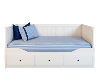 Ikea Hemnes 4-in-1 Daybed (White)