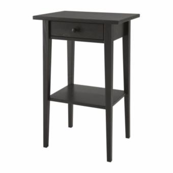 Ikea Hemnes Side table (Black)