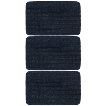 Ikea Intense Cleaning Door Mat, Set of 3