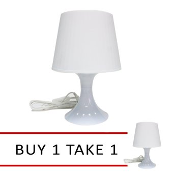 Ikea Lampan Table Lamp (White) BUY 1 TAKE 1