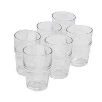 ikea reko glass set of 6