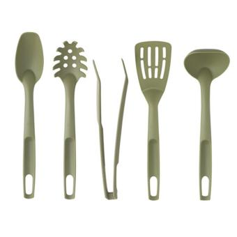 Ikea SPECIELL 5pc Kitchen Utensil Set (Green)