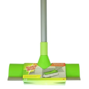 Harga Scotch-Brite Brush and Squeegee (Green)