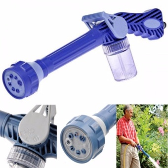 Harga GMY 8 in 1 Multi Function Jet Water Cannon Dispenser Nozzle Spray Gun Cleaner