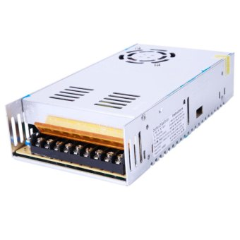 S-600-12 12V 50A 600W Switching Power Supply for LED Strip Light/CCTV - intl Price Philippines