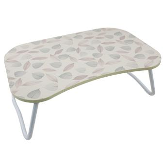 Harga Homu Laptop Table (Ivory Leaves)