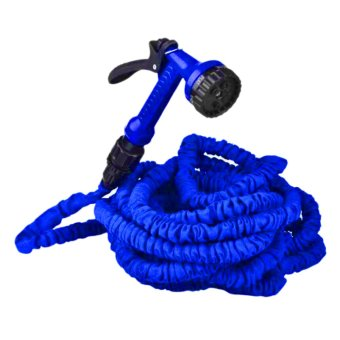 Harga Expandable Flexible Garden Hose 150ft (Blue)