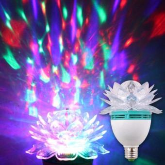 Harga SHOP AND THRIFT KR-61 Led Full Color Rotating Lamp