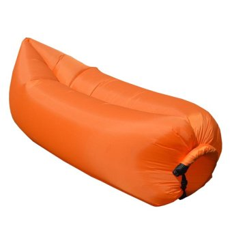 Harga Inflatable Sofa Lounge like Lamzac (ORANGE)