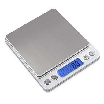 Harga Digital Jewelry Scale Weight 3000g/0.1g Balance Electronic Kitchen Scales LCD