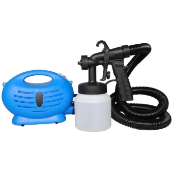 Paint Zoom Professional Electric Paint Sprayer Paint Gun (Blue) Price Philippines